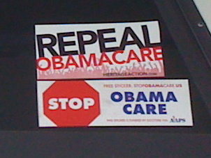 Repeal Stop Obamacare