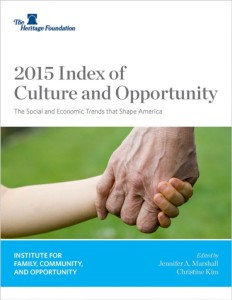 2015 Index of Culture and Opportunity