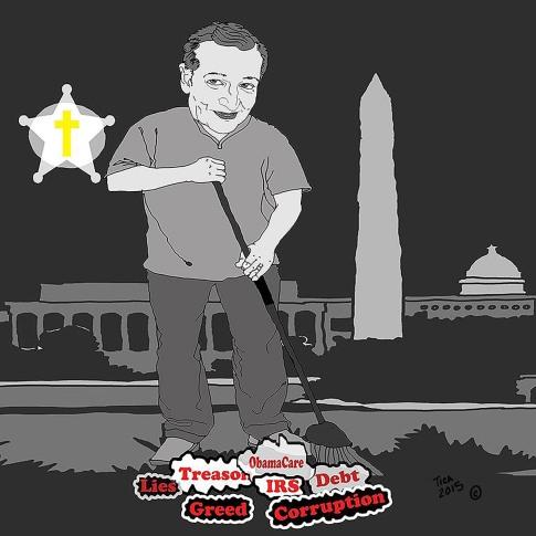 Cruz Clean Up Cruz