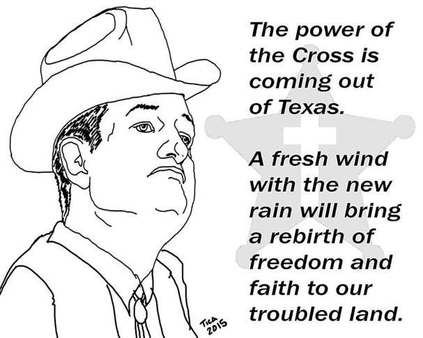 Cruz Freedom and Faith