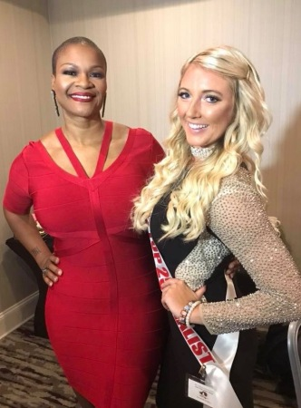 JW Boothe and Savannah 2017 Ms Veteran America